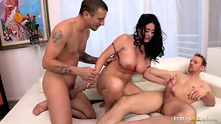 Anal Pornstar, Brunette Doggystyle, Pornstar Doggystyle, Anal Three Some, Busty Does Blowjob, Hardcore Blow Job, Brunette In The Ass, Shaved Fucking
