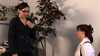 Sinn Sage And Kylie Ireland