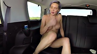 Busty Pornstar Outdoor And Cum In Mouth