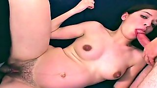 Hairy Pregnant Teens Threesome