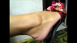 Feet In High Heels
