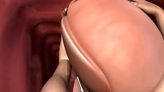 Insertion Giantess