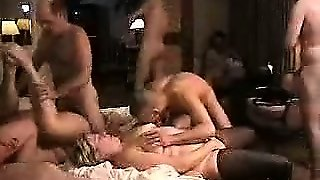 Swingers Party Group Sex Gangbang