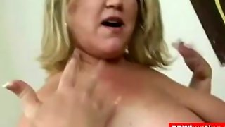 Blonde Bbw Blonde Dicked