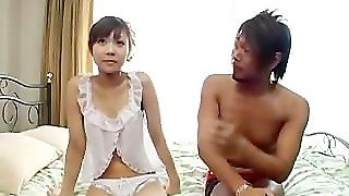 Teen Natsumi Gets Fucked Doggystyle Part5
