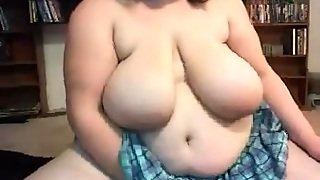 Young Bbw Masturbating - Bigger