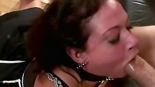 Tory Lanethe Dirty Slut Being Pounded Hard By Two Guys