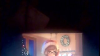 Christmas Merry Mei Overwatch Tribute
