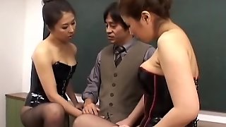 Azhotporn.com - Femdom Office Ladies Hardcore Asian Av