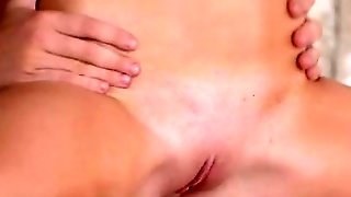Natural Tits Sperm In Pussy