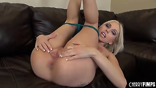 Busty Christie Stevens Sexy Hot And Solo