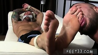 Tickle Black Boy Feet In Bondage And Gay Foot Fuck Mpeg