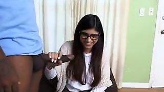 Mia Khalifa Interracial Sex