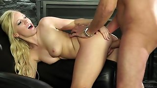 Young And Beautiful Bailey Brooke Fucked Hard