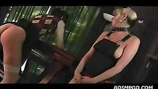 Femdom Starla Strapon And Spanking Tutorial