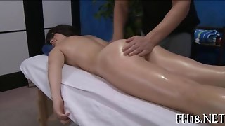 I Love Nice Long Oily Massages