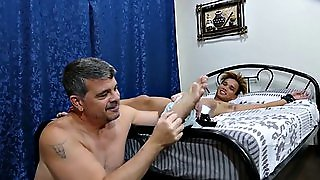 Asian Twink Tied And Tickled Toelicked