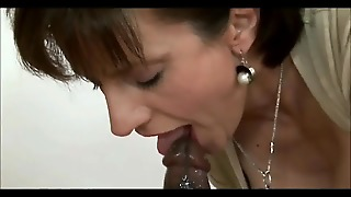 Legend Take  Cum In Mouth..