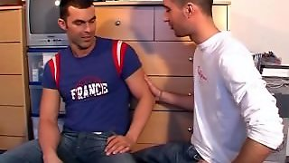 Full Video: Nico (Real Straight Guy) Gets Sucked By A Guy In Spite Of Him !