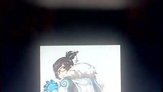 Mei Overwatch Tribute #4
