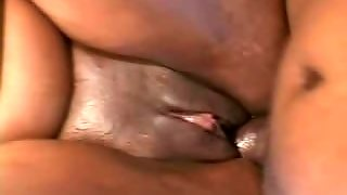 Black Bbw Banged And Jizzed On