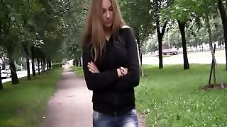 Extremely Hard Fuck With Cute Blonde