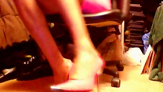 Heels And Skirt Show - 2