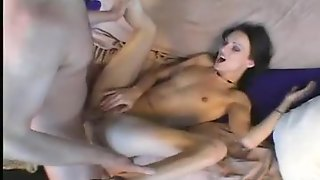 Anal With A Slender Young Lady