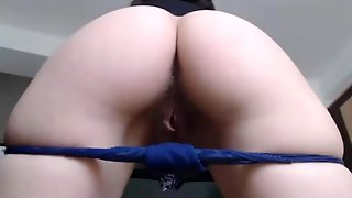 Cute Young Amateur Hairy Pussy On Cam Show