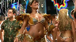 Brazilian Carneval Party Orgy