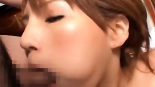 Japanese Mature Made To Suck Cock