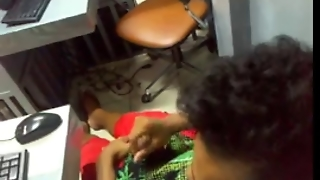 Cyber Cafe Wank And Cum