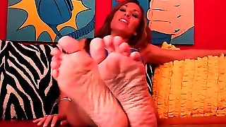 I Don't Know If All You Foot Fetish Freaks Will Be Able To