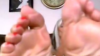 "Mature Soles ""the Soles Of My Dreams"