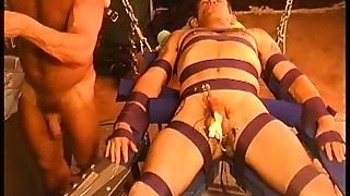 Hot Built Smooth Dude Cbt Session With Sounding And Electro.