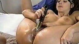 Brunette Squirting