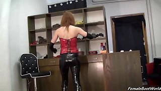 Bdsm, Latex Lady, Femdom, Mistress, Latex, Hd Videos, High Heels, Clips4Sale