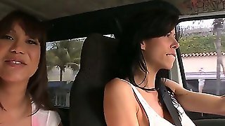 Ava Devine Is Picked Up By