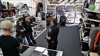 Couple Bitches Tried To Steal From The Shop - Xxx Pawn