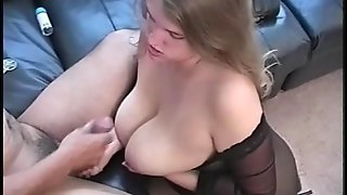 Those Tits Are Fucking Huge