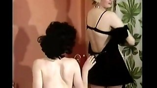 Threesome Big Tits Vintage