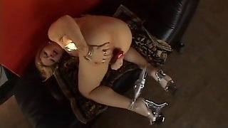 Transsexual Hollywood Hookers - Scene 4