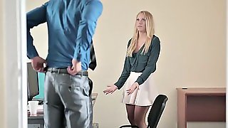 Babes - Office Obsession - Kiara Lord And Kristof Cale - The
