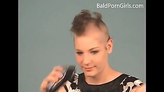 Bald, Headshaving, Coms, Shaved Fetish, Slut Amateur, Kinkyslut, Fetish Shaving, Head Shaving Fetish, Kinkyfetish, C Umshots