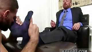 Some Sinful Feet Things Going On Here