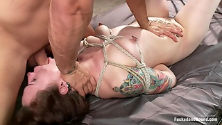 Slutty Elizabeth Gets Banged Hard