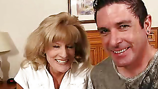 Sexy Granny Cam Sex With A Perverted Bloke