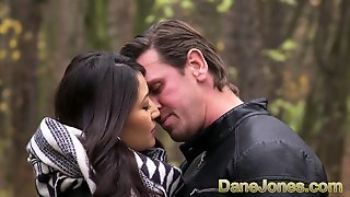 Dane Jones Public Blowjob And Passionate Fuck