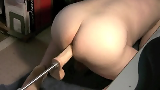 Fucked In Ass With Fuck Machine