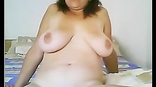 Quick Show By Big Titted Girl